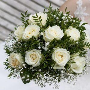 Blumenstrauß-Hong-Kong-Heiraten