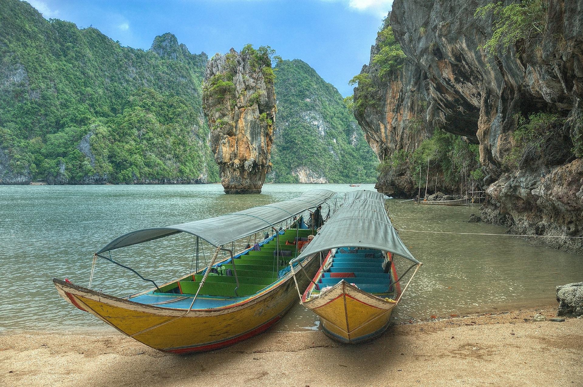 Thailand-Strand-Wasser-Hochzeit-Reiseziel