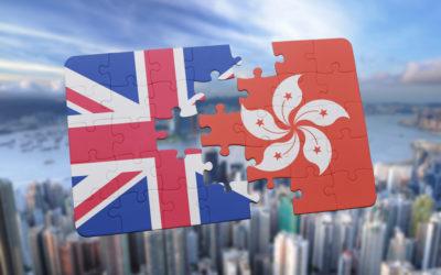 Das britische Erbe Honkongs