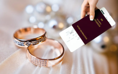 Im Ausland heiraten – Folgendes solltest du unbedingt beachten