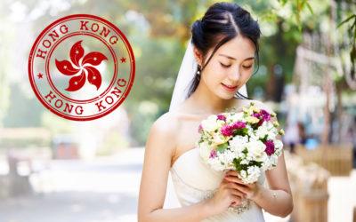 Die unterschiedlichen Arten der Heirat in Hong Kong
