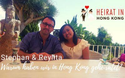 Persönliches Interview Teil 1 – Entstehungsgeschichte von Heirat in Hong Kong