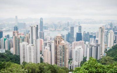 Hochzeit und Honeymoon in Hong Kong