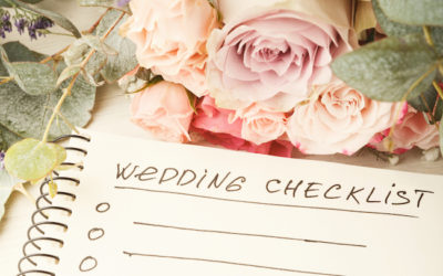 Die 5 wichtigsten Punkte für die perfekte Hochzeit