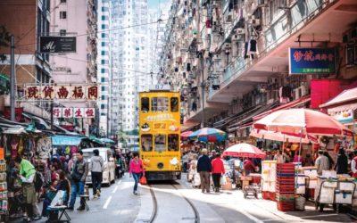 Unser Abenteuer in Hong Kong