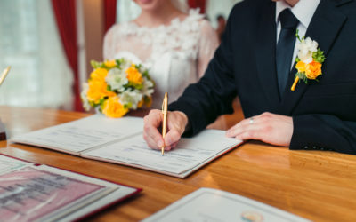 Civil Celebrant Hochzeiten in Hong Kong